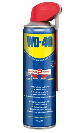 WD-40 Multi-Use Product Smart Straw 450 ml