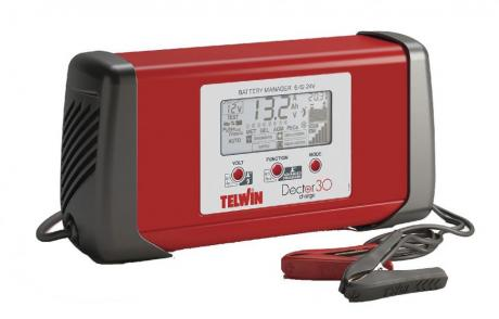 Acculader Telwin Doctor Charge 50