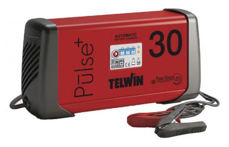 Acculader Telwin Pulse 30
