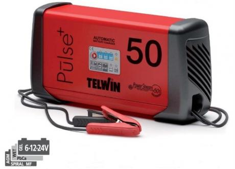 Acculader Telwin Pulse 50